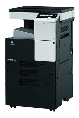 Impresora Laser Multifunción A3 Konica Minolta Bizhub 367