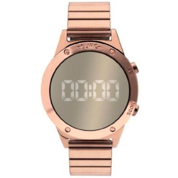 Relógio Feminino Fashion Fit Rosé Digital Euro Eujhs31bac4d