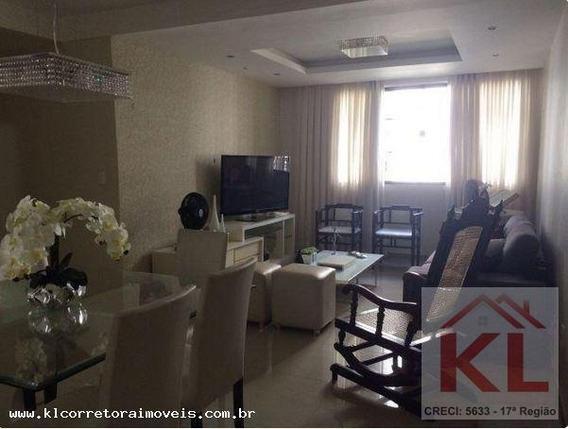 Apartamento Para Venda Em Natal, Candelária, 3 Dormitórios, 1 Suíte, 2 Banheiros, 2 Vagas - Ka 0447