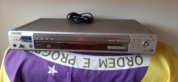 Reprodutor De Cd/dvd Sony Dvp-s 560