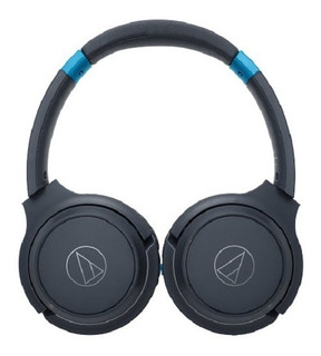 Audifonos Inalambricos Audio-technica Ath-s200bt/bk