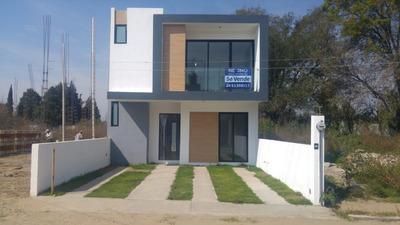 Casa En Venta En Zacatelco, Tlaxcala