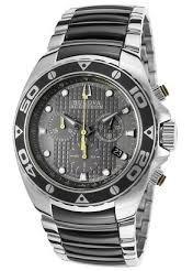 Relógio Bulova Accutron 65b138 - Nf E Garantia - Original