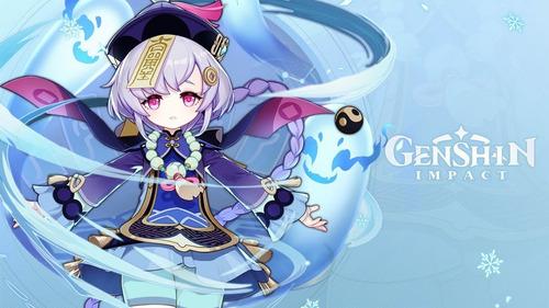 Imagen 1 de 1 de Cuenta Genshin Impact Personaje Qiqi