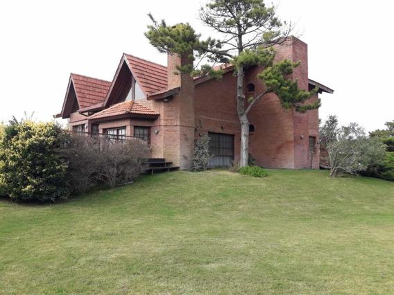 Casa Para Alquiler Temporal Y Anual Pinamar-