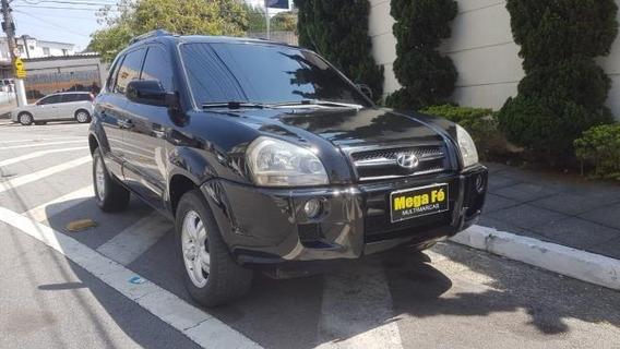 Hyundai Tucson Gls 2.7 V6 24v (aut) 2007 Completa