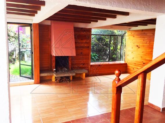 Calle Huehuetan Casa Con Jardin En Renta,héroes De Padierna