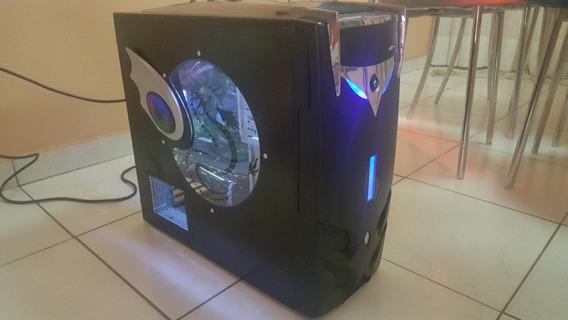 Cpu Gamer Intel I5 8gb Ram Rx 580 4gb Hd500gb - Trco