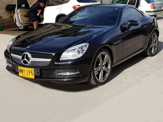 Mercedes Benz Convertible Descapotable 2 Puertas Turbo