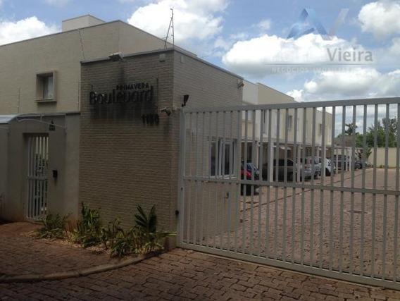 Casa Residencial À Venda, Chácara Primavera, Campinas - Ca0102. - Ca0102
