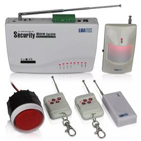 Kit De Alarme Residencial Wireless Luatek Lka-2111111