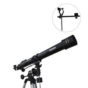 Telescópio Greika Refrator 900mm + Adaptador Câmeras Slr
