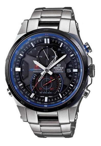 Relógio Casio Edifice Eqw-a1200rb-1adr (bateria Solar)