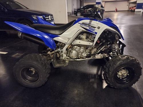 Cuatriciclo Yamaha Raptor 700