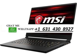 Msi Gl63 8re-639 Core I7-8750h 256gb Ssd+1tb 16gb Nvidia