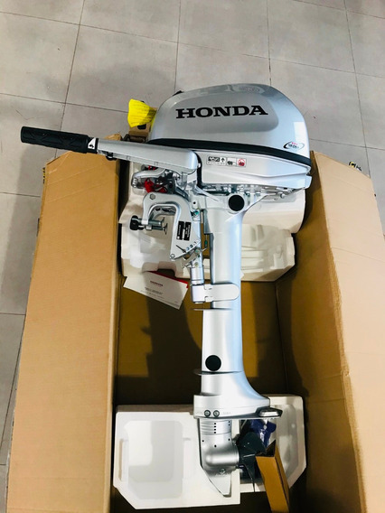 Motor Fuera De Borda Honda Bf5 Dh Lhnd Pata Larga