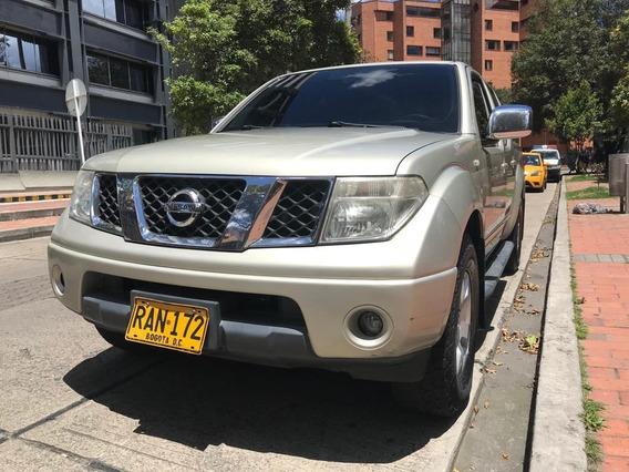 Nissan Navara D40 Le 2.5 Td