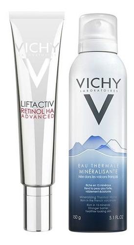 Liftactiv Retinol Ha Advanced + Água Termal De Vichy