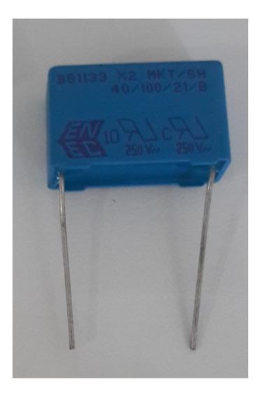 Capacitor Supressor X2 330k 275v Kit 10 Pçs Epcos