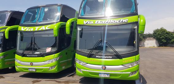 Bus Doble Piso Marcopolo G7 Mercedes Excelente Estado !!!