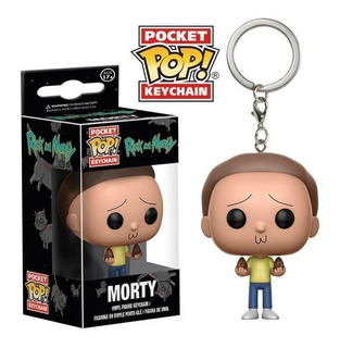 Funko Pop Keychain Morty Rick And Morty