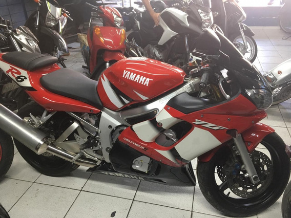 I Yamaha Yzf R6