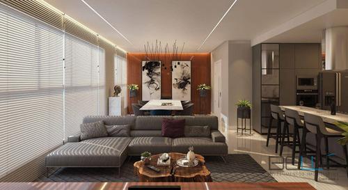 Imagem 1 de 10 de Apartamento Com 4 Dormitórios À Venda, 132 M² Por R$ 1.650.000,00 - Centro - Balneário Camboriú/sc - Ap0204