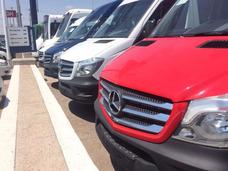 Camioneta Sprinter Mercedes Benz 2018 X-larga Con Euro V Van