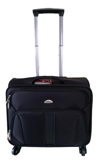 Maleta Executiva Para Viagens 4 Rodinhas 360º Notebook 14