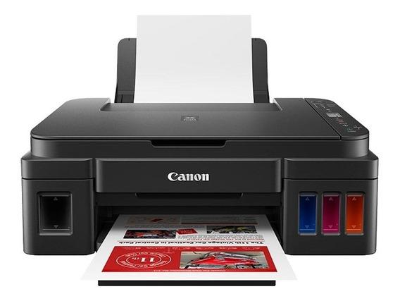 Impressora Canon Multifuncional Wifi G3111 Tanque De Tinta