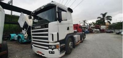 Scania P330 6x2 2000