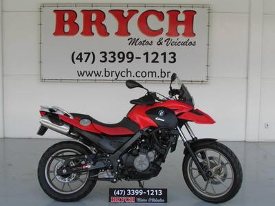 Bmw G 650 Gs G 650 Gs Abs 2012