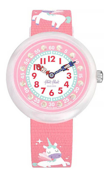 Reloj Swatch Flik Flak Fbnp121 Magical Dream