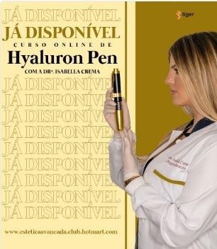 Imagem 1 de 1 de Hyaluron Pen - Curso Online