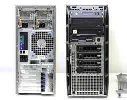 Servidor Dell T300-1x2.40ghz Xeon Quad/8gb Ram/2x 500gb