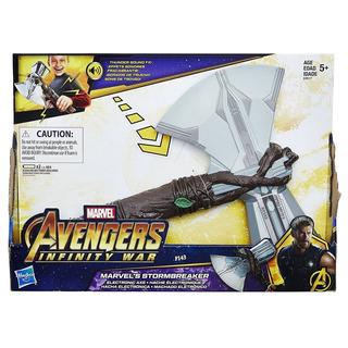Avengers Endgame Hacha Martillo Thor Original Hasbro