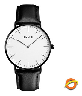 Reloj Skmei Pulsera Analogico Correa Acero Inoxdable 1181