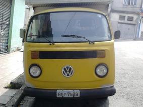 Volkswagen Kombi Baú Elma Chips 92/92 Dok Em Dia