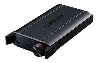 Onkyo Amplificador De Auriculares Portátil Equipado Con Dac
