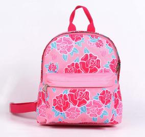 Mochila Capricho Liberty Pink Pequena 11338