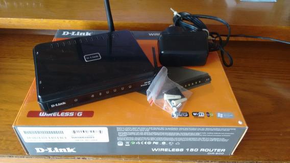 Router D-link Wireless 150 Dir-600
