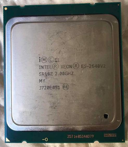 Processador Intel Xeon E5-2640v2 2.00ghz