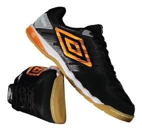 Tênis Indoor Futsal Id Pro 4 Original Umbro Couro Edition