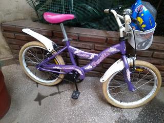Bicicleta De Niña Rod 20, Usada En Perfecto Estado, $3000