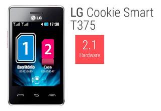 Celular LG Cookie Smart Simples Para Ligações.