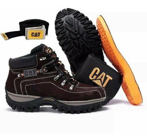 Caterpillar Jeep Adaption Boots Kit Gratis Palmilhas Gel