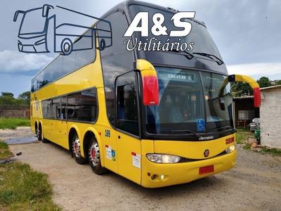 Marcopolo Dd 1800 4 Eixos Scania Confira Oferta!! Ref.263