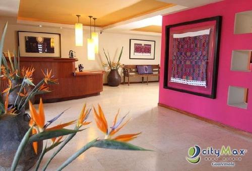 Apartamento En Renta De 2 Habitaciones Zona 10-paa-019-10-20-2