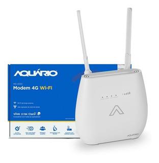 Modem 4g Wi-fi Md 4000 Aquário - Frete Gratis
