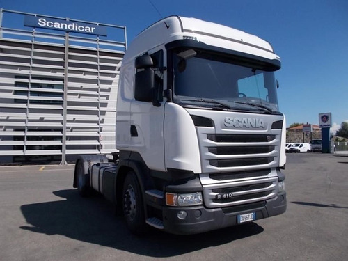 Scania R 410 A4x2 - Carga General - Larga Distancia